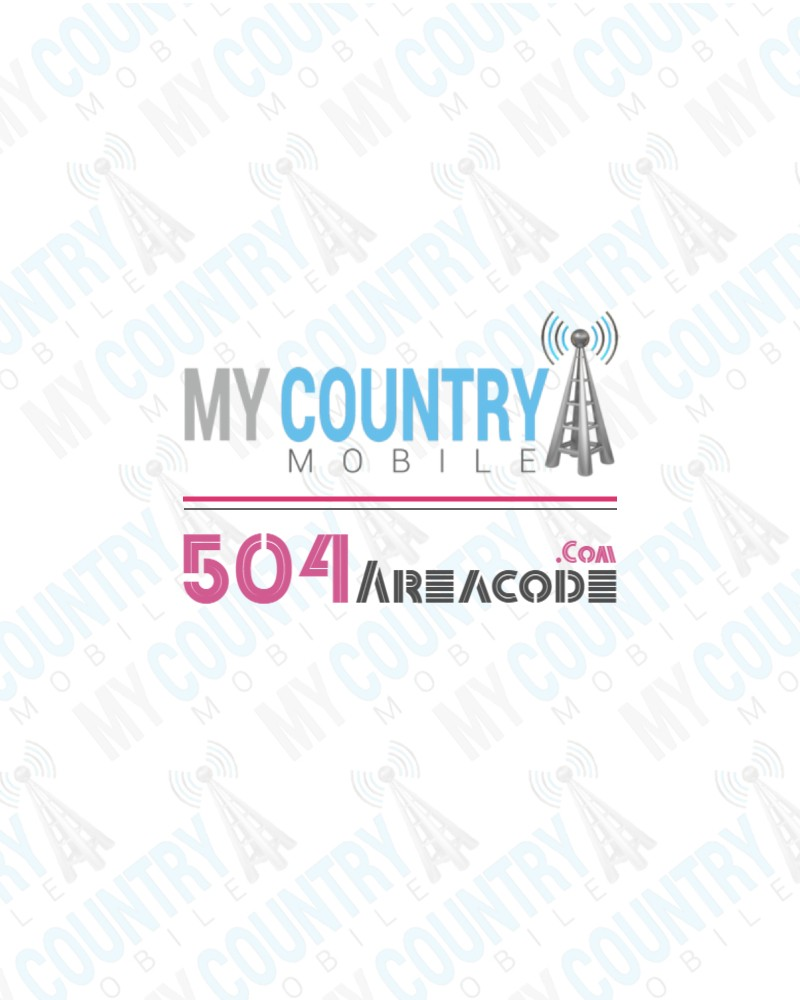 504 Area Code Louisiana- My Country Mobile